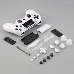 $enCountryForm.capitalKeyWord Australia - Hot sale Gamepad Controller Housing Shell W Buttons Kit for PS4 Handle Cover Case In stock!