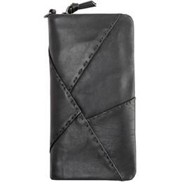 Hit Farbe Echtes Leder Männer Brieftasche Kleine Leder Männer Handtasche Marke Casual Business Leder Brieftasche Männer Dünne Dünne Brieftasche GüNstige VerkäUfe Herrenbekleidung & Zubehör