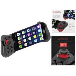 Android Tv Controller NZ - Hot sale Wireless Bluetooth Gamepad Game Controller For ios Android Phone TV Tablet free shipping