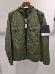 Wholesale mens jacket models for sale – winter 2020 European American street fashion models sports hip hop jackets mens hoodies V neck couple retro retro jackets for man