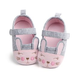 $enCountryForm.capitalKeyWord UK - Newborn Baby Girl Shoes Spring Cartoon Rabbit Cotton Baby Shoes First Walkers Comfort Casual Baby Girl Shoes