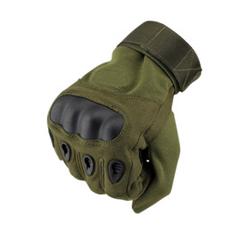 Fiber Force Australia - CS Gloves Full Finger Tactical Shooting Men's Army Special Forces SWAT Hunter Anti-Slippery Fiber Glove