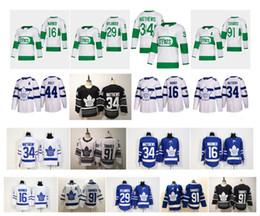 2019 Toronto St. Pats NHL Toronto Maple Leafs Jersey Mitch Marner John  Tavares Morgan Rielly Auston Matthews William Nylander Stadium Series 77ee1dc1f