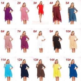 Gold Lace Peplum Dress Australia - New Vestidos Femininos Summer Women Dress Casual with Short Sleeves Mini Pleated Floral Print Dress Vintage Informal Sexy Lace Dress