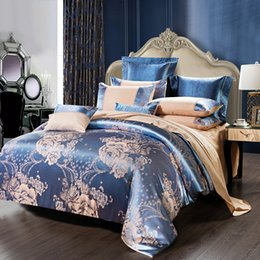 $enCountryForm.capitalKeyWord Australia - Fashion pure satin silk bedding set,Home Textile King size bed set bedclothes,duvet cover flat sheet pillowcases Wholesale