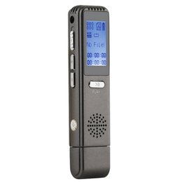 $enCountryForm.capitalKeyWord Australia - Hot 8Gb Voice Recorder Usb Digital Audio Voice Recording Pen with Wav Mp3 Player