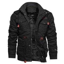 $enCountryForm.capitalKeyWord Australia - Fashion Gothic Plus Size men's Jacket Long Sleeve 2018 Stand Collar Slim Shirt Casual gothic Black Goth Men Jacket