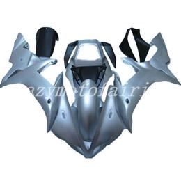 $enCountryForm.capitalKeyWord UK - New ABS Compression Mold motorcycle plastic Fairings Kits Fit For YAMAHA YZF-R1-1000 2002-2003 02 03 Fairing bodywork set custom silver