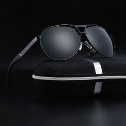 6089f5b743 2018 Aviation Sunglasses Men Polarized Luxury Brand Designer Oculos Aviador  De Sol Masculino Sun Glasses For Male Ray