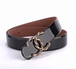 b50243afe50c Popular high-end designers with buckles cowboy men and women