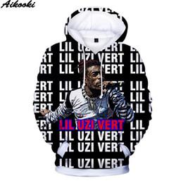 Wholesale women s vs hoodie online – oversize New arrival Rapper LIL UZI VERT D Hoodies Men women Sweatshirts D Lil Uzi Vert Vs Comfortable Fashion Clothes Boys Coats