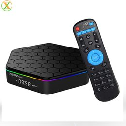 Discount android tv fully loaded T95Z Plus 2GB 16GB Amlogic S912 Android Smart TV Box Octa Core Fully Load 5GHz Wifi BT4.0 4K Set Top Box