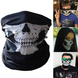 $enCountryForm.capitalKeyWord Australia - Bandana Men Outdoor Cycling Scarf Face Mask Neck Warmer Special Forces Skull Protective Mask Hiking Scarf Wristband For Women