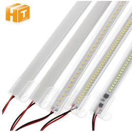 Barra de LED Luz AC220V Alto Brilho 50 cm 30 cm 72 LEDs 2835 LED Tira Rígida de Poupança de Energia LEVOU Tubos Fluorescentes em Promoção