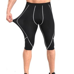 $enCountryForm.capitalKeyWord Australia - Running Shorts Skinny Men\'s Sports Gym fitness Compression Wear Under Base Layer Shorts Pants Athletic Tights