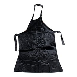 Wholesale Waterproof Oil proof PVC Kitchen Full Apron Garden Butcher Cleaning Wear Unisex