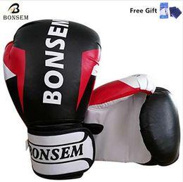 $enCountryForm.capitalKeyWord Australia - 1 Pair New style Muay Thai Boxing Gloves Training Punching Sparring Sandbag Sanda Fighting High Quality Comfortable Design