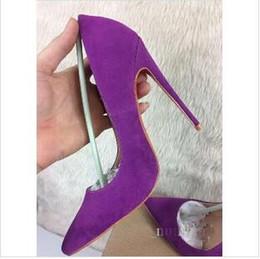 Spedizione gratuita So Kate Styles 8 cm 10 cm 12 cm Tacchi alti scarpe fondo rosso nero blu camoscio scarpe a punta scarpe da sposa grande taglia 34-44 in Offerta