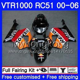 $enCountryForm.capitalKeyWord Australia - Kit For HONDA VTR1000 RC51 SP1 SP2 00 01 02 03 04 05 06 257HM.23 RTV1000 VTR 1000 Repsol orange 2000 2001 2002 2003 2004 2005 2006 Fairing