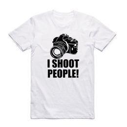 $enCountryForm.capitalKeyWord Australia - Men Print Camera Photography Photograph Photo T Shirt O-neck Short Sleeve Summer Casual I Shoot People T-shirt Hcp944