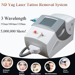 laser tattoo removal ce Canada - laser tattoo removal equipment nd yag laser Black Doll Treatment Pigmentation Treatment Birthmark removal CE approval