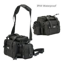 $enCountryForm.capitalKeyWord Australia - 40x17x20cm Outdoor Fishing Bag Waterproof Oxford Cloth Waist Shoulder Messenger Fishing Tackle Reel Lure Camera Storage Bag #85367