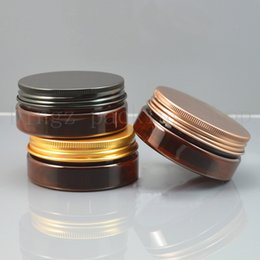 c39bb99e4516 Brown Plastic Cosmetic Jars Online Shopping | Brown Plastic Cosmetic ...