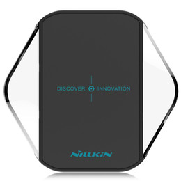 iphone suit NZ - NILLKIN MC012 Qi Wireless Fast Charging Station,Suit for all Qi-enabled devices