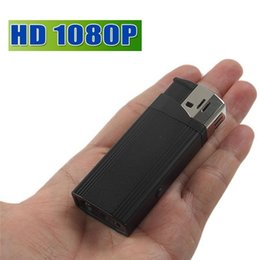 Lighters Videos Australia - 1080P real lighter camera V18 Full HD USB lighter mini DVR with flash light digital video recorder Mini Pocket Camera support TF card
