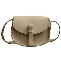 $enCountryForm.capitalKeyWord Australia - New Elegant Shoulder Bag Women Wild Simple Messenger Bag For Girls Women's Fashion solid color children's Messenger K620