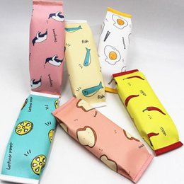 $enCountryForm.capitalKeyWord Australia - 1Pc Creative Simulation Milk Cartons Pencil Case Kawaii PU Pencil Bag Box Stationery Pouch Pen Bag For Kids Gift School Supplies