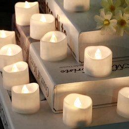 $enCountryForm.capitalKeyWord Australia - Homemory Battery Operated LED Tea Lights Flameless, Flickering Electric Candle for Home, Wedding, Party & Festival Decoration