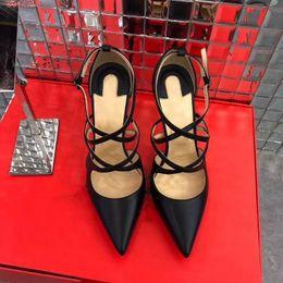 $enCountryForm.capitalKeyWord Australia - Fashion simple custom bride heels ball red heels 2019 sexy black nude red wedding light shoes
