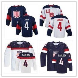 2018 can Team USA Jerseys  4 John Carlson Jerseys men WOMEN YOUTH Men s  Baseball Jersey Majestic Stitched Professional sportswear 1da3e0828