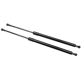 spring steel rod 2021 - Gas Lift Supports Struts Prop Rod Shocks Rear Boot Tailgate Trunk for SUZUKI IGNIS II Off-Road Vehicle 2003- 550 mm