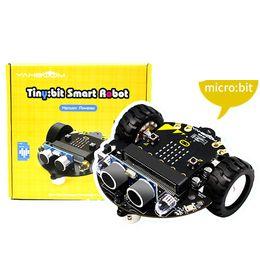 $enCountryForm.capitalKeyWord Australia - Micro:bit smart car kit Microbit graphical programming maker education remote control robot