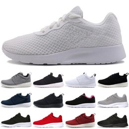 Discount sports symbols Cheap Tanjun 3.0 London Triple Black White red white with symbol 1.0 Run Running Shoes Men Women Sports Sneakers Mens Tr