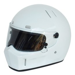 windproof motorcycle helmets Australia - For CGR ATV-1 Motorcycle Full Face Helmet Glass Steel Men Women Helmet Motorcycle Warm Windproof Racing Karting Car Helmets DOT