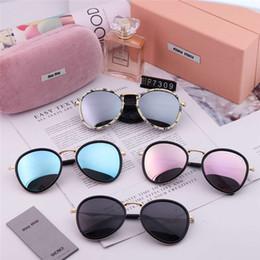 $enCountryForm.capitalKeyWord UK - 2019 Men Designer Luxury Sunglasses UV PolarizationFashion Women Sunglasses Vintage Metal Sport aviators Sun Glasses High Quality With Box