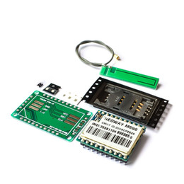 Gprs Gsm Module NZ - Freeshipping 10PCS LOT DIY KIT GSM GPRS M590 gsm module Short Message Service SMS module for project remote sensing alarm