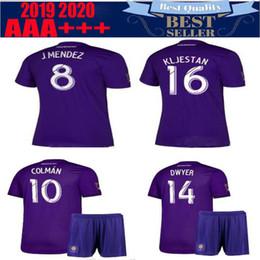 d6eb6e4ed4e 2019 2020 MLS Orlando City soccer jersey KAKA thai quality HOME away DWYER  COLMAN J. MENDEZ NANI MUELLER SPECTOR Orlando Football Shirt