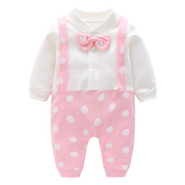 7e820ecfca4 good quality spring autumn newborn baby rompers infant girls cotton long  sleeve jumpsuits infant girls cartoon sleepwear clothing