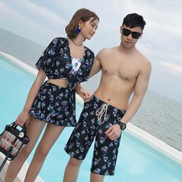 $enCountryForm.capitalKeyWord Australia - Swimming Suit For Women Plus Size Swimwear Bikini Swimsuits Bath Tankini Swim Wear Separate 2019 Trajes De Bano Skirt 4 Lycra