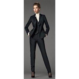 Support Customization jacket + Pants Modest New Hot Ladies Business Office Formal Suit Fashion Temperament Suit Two-piece Suit