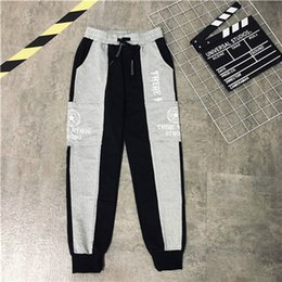 mens tracksuits bottoms Australia - Mens Joggers Casual Pants Fitness Mens Sportswear Tracksuit Bottoms Skinny Sweatpants Trousers Black Gyms Jogger Track Pants S-2XL B100192Q