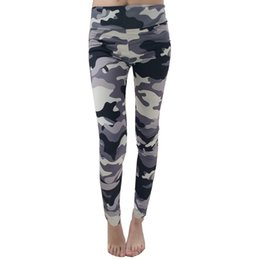 570789520ad Yoga Pants Women Camouflage Fitness Leggings Stretch Sports Leggings  Running Tights Ropa Deportiva Mujer Gym Workout Trousers