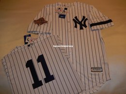Dwight Gooden Jersey Australia - Cheap custom New York #11 DWIGHT GOODEN 1996 WORLD SERIES Baseball Jersey WHT P S Mens stitched jerseys Big And Tall SIZE XS-6XL For sale