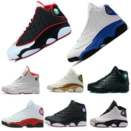 top flight basketball 2019 - Top 13 13s Men Basketball Shoes Sport Shoes Bred Flints History of Flight Altitude XIII womens Designer Athletics Sneake