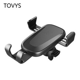 Iphone Navigation Australia - New fast wireless car charger car ventilation clip bracket for navigation and automatic charging wireless charger