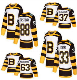 283e609c2 Discount Cheap Boston Bruins 2019 Winter Classic Stitched 88 Pastrnak 16  Sanderson 73 McAvoy 63 Marchand 74 DeBrusk 33 Chara Hockey Jerseys